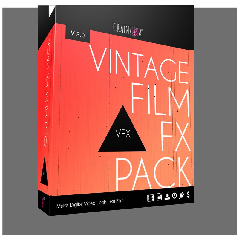 1080p Film Grain Pack 2 0 – GRAINZILLA® – Make Digital Video Look